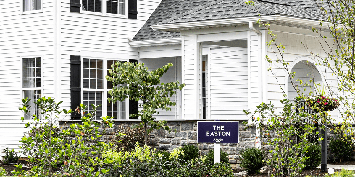 The Easton from McKee Builders.